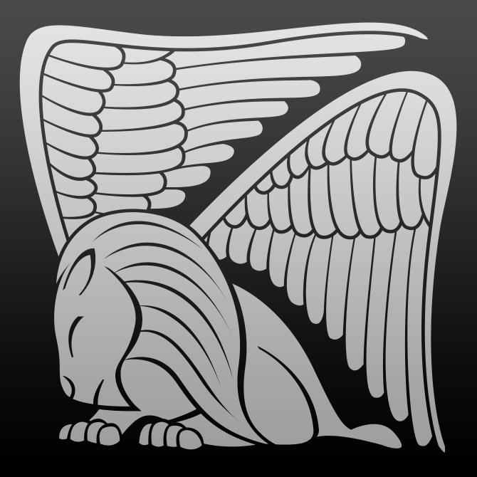 SIMBOLO DELL'EVANGELISTA MARCO